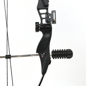 Bow Rubber Stabilizer Recurve Bow Mini Stabilizer Bow Accessory For Archery