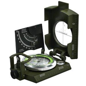 Maimkey Mulitifunctional Открытый Кемпинг Водонепроницаемый Геологический Компас Цифровое Навигационное оборудование
