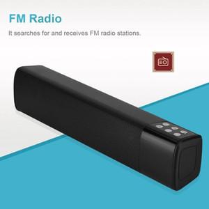 LED Noise Cancelling Bluetooth Soundbar FM Radio Heavy Bass Home Theatre Soundbar1