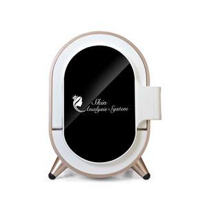 Новые технологии Magic Mirror Mirror Analyzer машина с iPad для автоматического анализа кожи / умный анализатор кожи