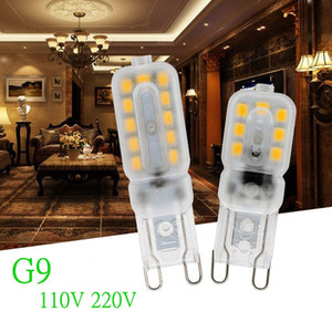 G9 Led Light Bulbs Dimmable Led Bulb 3W (Replace 25W Halogen) Chandelier Bulbs Energy Saving Bulb Daylight Cool White 6000K Indoor Lighting
