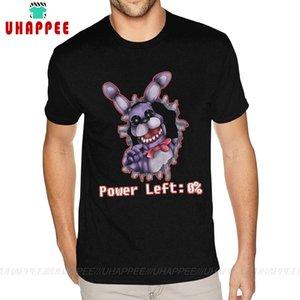 Freddy S T-Shirts'de Beş Gece Erkek Online Tee Gömlekleri için 5XL