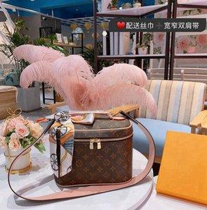 2020 새로운 좋은 품질 가죽 여성의 핸드백 어깨 가방 메신저 가방 크로스 바디 가방 지갑 -L3065