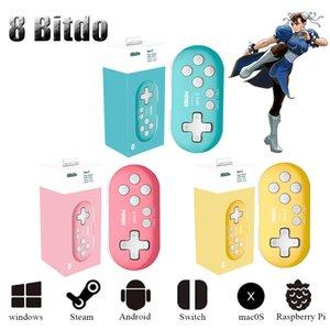 8Bitdo 게임 패드 스위치 안드로이드 컨트롤러 조이스틱 무선 블루투스 게임 컨트롤러 제로 2