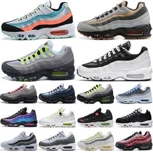max 95 95s мужские кроссовки Chaussures Worldwide Yin Yang OG Neon Tennis мужские женские кроссовки для спорта на открытом воздухе