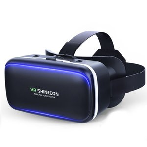 VR glasses mobile phone virtual reality thousandgic mirror G04 headset game smart 3D digital glasses