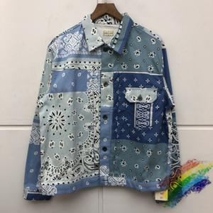 Chaqueta de mezclilla de alta calidad Hombres Mujeres 1 Button Coat Moda Casual Outerwear