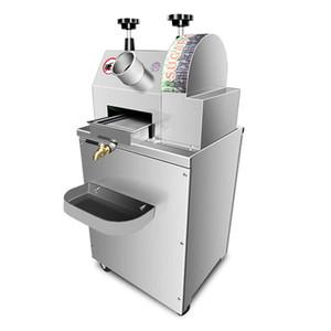 Şeker Kamışı Sıkacağı Ticari Tam Otomatik Elektrik Sıkacağı Şeker Kamışı Makinesi Dikey Küçük Paslanmaz Çelik