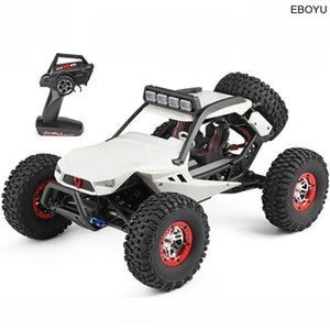 WLToys 12429 RC Car Rock Off-Road Racing Vehicle RC Crawler Truck 2.4Ghz 4WD High Speed 1:12 Radio Remote Control Buggy Gift RTF 201105