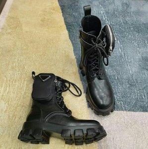 Европейская и американская обувь Martin Beaties British Style Сумка Кожаная Губка Торт Платформа Мотоцикл Rider Ankle