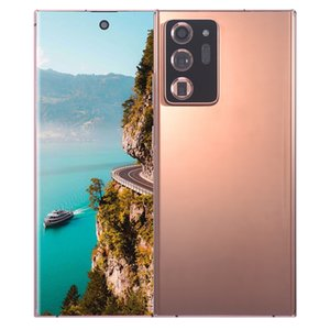 "6.9"" Punch-hole Full Screen HD Goophone SN20 Ultra 5G N20U V5 2GB 16GB+32GB Android 10 3G WCDMA Quad Core Face ID 16MP Camera GPS Smartphone"