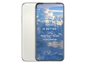 6.5inch Goophone 12 Pro Max 5G 1GB 16GB Android 10.0 All Screen Dual Nano SIM Card GPS Smartphone