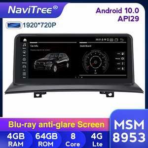 Android 10 Snapdrago 1920*720P screen Car Multimedia Radio GPS for BMW X3 E83 2004-2010 navigation video 4G no 2 din DVD Player