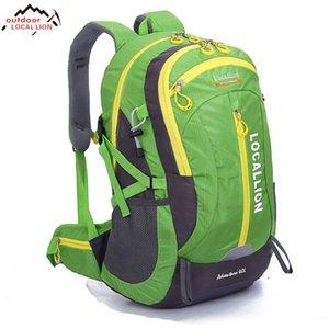 Mulheres Outdoor Ciclismo Escalada Saco 40L Lightweight Homens Viagem Backpack Marca Mochila Mochila Sports Bag