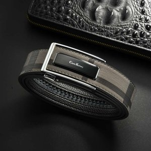 The new case grain belt man leather belt hot style of the fashion