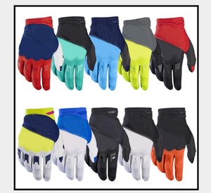 (F10 color) Cycling gloves, motorcycle cross-country bicycle gloves, wear-resistant gloves, racing gloves