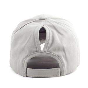 2019 Glitter Ponytail Baseball Cap Women Snapback Dad Hat Mesh Trucker Caps Messy Bun Summer Hat Female Adjustable Hip Hop Hats H bbylJE
