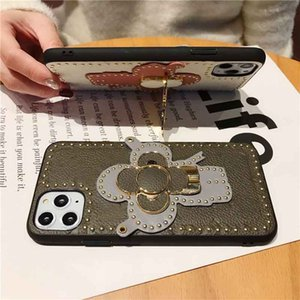 Mode IPhone 12/11 / 11Pro / 11P Max / XSMAX 7P / 8P 7/8 XR X / XS Casaual de haute qualité Concepteurs réel couverture Téléphone Silicone Case-1