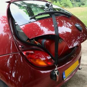 Coupe d'aspiration puissante de voiture pour la bracelet de cargaison à bande d'attache pour la moto de la voiture avec corde de remorquage bande à cliquet forte pour sac de bagages
