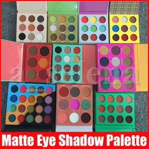 New Pro Eye Shadow Edition Eyeshadow highlighter palette 6color 9color 12colors Makeup Eye Shadow Blush Bronze Palette