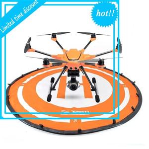 Startrc 95Cm Foldable Landing Pad Parking Shortcut For Rc Drone Large Aeroplane Model Inspire 1 2 Mavic 2 Series M300RTK fimi X8SE