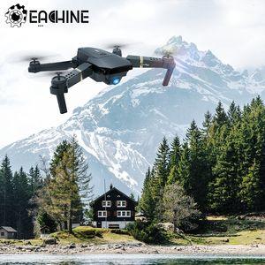 Eachine E58 WIFI FPV с широким углом HD 1080P / 720P / 480P камера Hight режиме удержания Складные Arm RC Quadcopter Drone X Pro RTF Dron