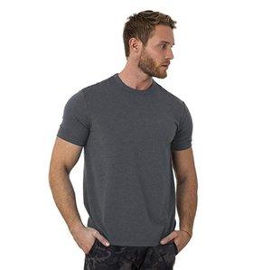 Camisetas para hombres Camisetas de lana Merino Camisa de la capa de la base Temporámpleo Quick Seco Anti-Olor Muchos colores S-XXL