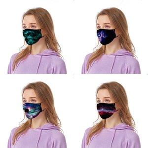 Maschere Anti-Fog Superero Aze Man Mask Flas Stampato creativo Fa Supermen Dener riutilizzabile PM2.5 veloce Sorseggiando # 452 # 731 Anti-Fog Superero Aze Ucfn