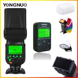 YONGNUO YN968N II فلاش Speedlite لD800 D850 DSLR متوافق ث / YN622N YN560-TX WirelessL و speedlite 1/8000 LED ضوء