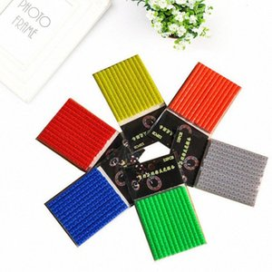 Tube Accessories Bicycle Accessories Strips Supplies Reflector Sporting Goods 12Pcs Set Colorful Rim Strip Tube GXl0#