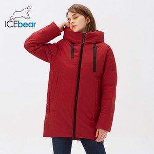 icebear kış kısa kadın donu Yüksek kaliteli kadın giyim moda sıcak kısa ceket GWD20141I 201026