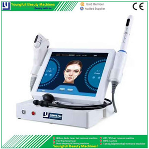 7 Cartridges China SupplierHifuFace Lift Fine Lines Removal Reduce Belly Fat Fast Beauty Machine Portable MiniHifuSlim Machine