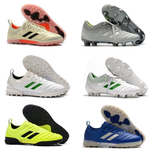 جديد Arrivla كأس Gloro 19.2 FG جلدية أحذية كرة القدم أحذية في الهواء الطلق شركة الأرضي كأس مونديال الرجال لكرة القدم المرابط الحجم 6،5 حتي 11