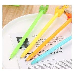 Мультфильм творческий гель динозавров ручка Kawaii рекламный подарок на канцелярские товары ручка студент школа офис Supp jllouq Insyard