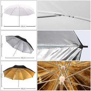 FreeShippinPhotography Fotoğraf Stüdyosu softbox Aydınlatma Kiti ile 2.6x3M Arkaplan çerçeve 3adet Arka planında Tripod Reflektör Kurulu 4 Umbrella Standı