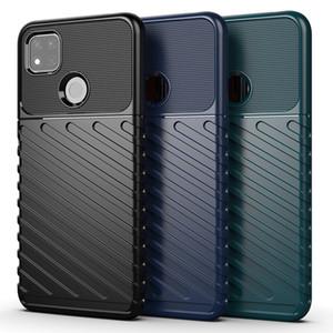 Rugged Shield TPU Case for Redmi 9A 9C 8A Note 9S Note7 Pro Note8 K20 K30 Mi 10T Lite Soft Cover