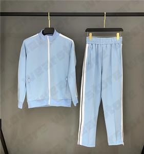 2023 Mens Designer Tracksuit Womens Casual Palme De Moda Moda Homens Ao Ar Livre Jogging Sportswear Mulheres Anjos Ternos Suéter Brandwears