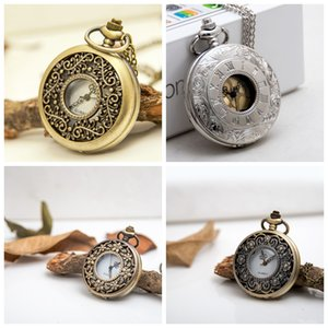 Large hanging watch bird of paradise vintage Quartz 47mm pocket watch necklace Korean version sweater chain fashion fashion table jewelry