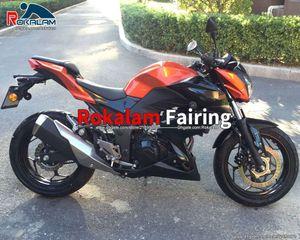 Z 250 Z300 para Kawasaki 2016 Z250 2015 Piezas de carenadas 15 16 Z 300 carenado de motocicletas (moldeo por inyección)