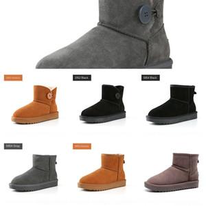 BFS3 Borruice 1460 Sexy Party Boots Fashion Stede Cuero Zapatos Mujeres Sobre la rodilla SbootsFlock Invierno Botas altas Ma