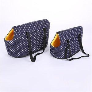 Prodotti per animali domestici Soft Pet Backpack per cani Cat Borse a tracolla per il trasporto per cani da esterno Carrier Peppy Viaggio per cani di piccola taglia1