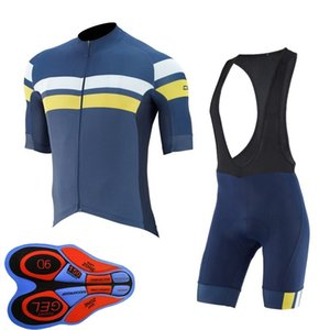 2020 Capo Team New Cycling Jersey Suit Summer Breathable Short Sleeve Racing Bike Clothing Mtb Bicycle Outfits Sports Uniform Y102506