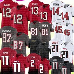 12 توم برادي 87 روب جرونكوفسكي جيرسي مايك إيفانز كريس جودوين أنطونيو براون أبيض 11 جوليو جونز جيرسي تود جورلي الثاني ريان لكرة القدم