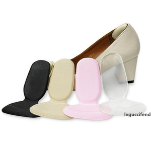 T Shaped High Heels Pad Women Shoes Foot Patch Thicken Silicone Cushion Anti Abrasion Mat White Black 2 8jx C1