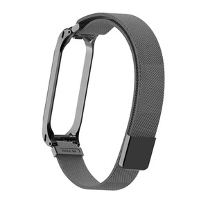 Milanese Magnetic Strap for Xiaomi Mi Band 4 3 Metal Stainless Steel Bracelet for MiBand 4 NFC Replacement Wristband