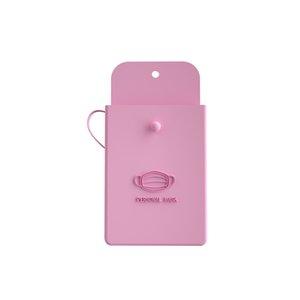 Masques de visage Organisateur Portable Lavable lavable Réutilisable Silicone Stockage Boîtes Mascarilla Dossier Case 10 Styles EEB4271