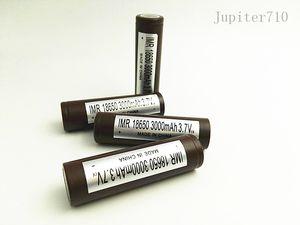 Vape mod 18650 HE2 battery 3000mAh battery 30A powerful ForLG 18650 vaporizer vapor battery for E cigs starter kit