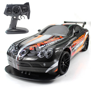 Off-Road Monster Truck Car Remote Control 1:10 High Speed Racing Car Climbing 2.4G 4CH 4WD Electric Car Vehicle Toys Gift