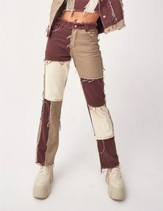 Extras Pants Elastic engorda Homem Outono E 9 pontos Jeans Além disso Homens 9-Point Trendelastic cintura Inverno Para o tamanho da cintura JeansHarlan Tiefat H # 979