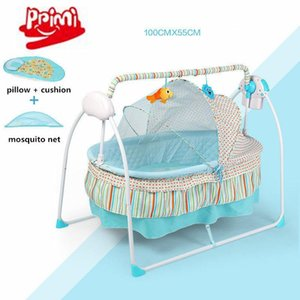 Nice Electric Baby Cradle , Electric Baby Rocker, Big Space 100x55cm Swing Bed